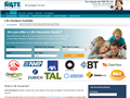 screenshot of Rate Detective Life Insurance Australia