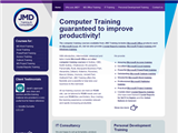 screenshot of JMD Training and Consultancy