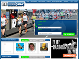 screenshot of Meet Your Sports Specific Trainer