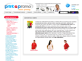 screenshot of Embroidered Polo Shirts by PrintaPromo